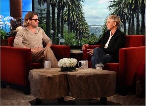 The Ellen DeGeneres Show: Season 9 – Episode Brad Pitt, Chris Pratt, Kelly Clarkson