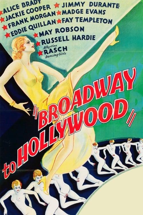 Mira La Película Broadway to Hollywood En Español En Línea