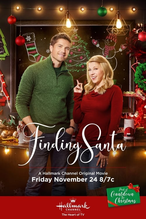 Finding Santa tv HBO 2017, TV live steam: Watch online
