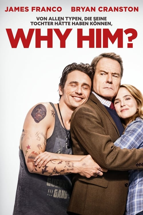Poster von Why Him?