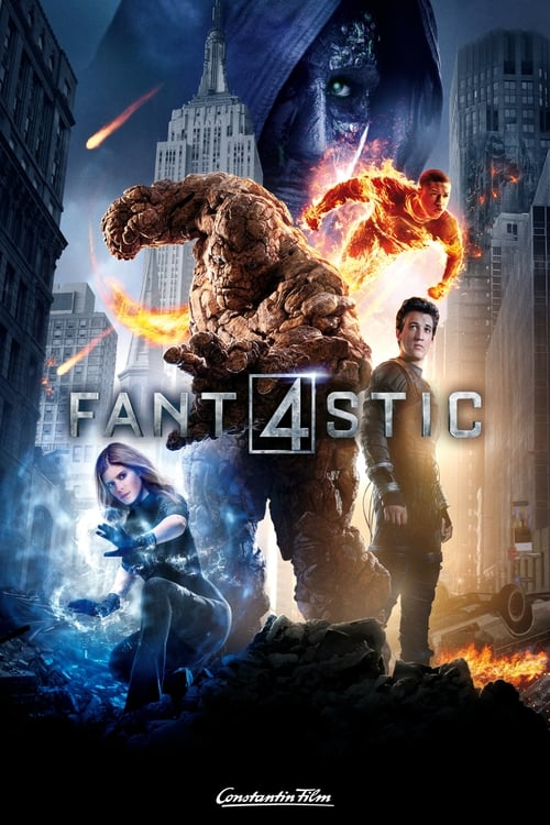 Fantastic Four Stream Deutsch Movie2k
