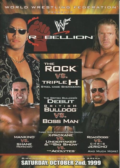 شاهد الفيلم WWE Rebellion 1999 مجاني باللغة العربية