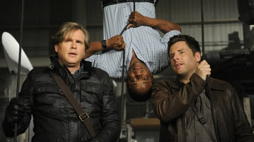 Psych: Season 6 – Episode Indiana Shawn and the Temple of the Kinda Crappy, Rusty Old Dagger