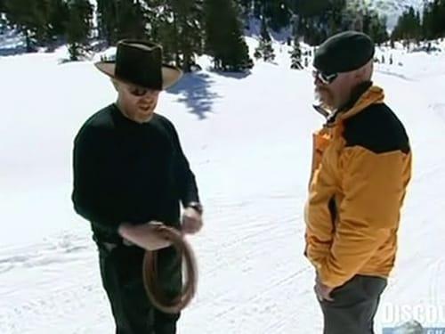 MythBusters: Season 2007 – Épisode Snow Special