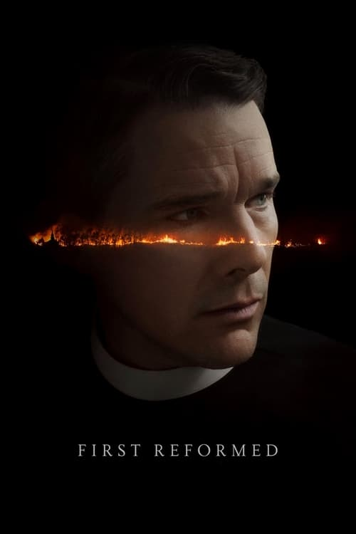 Poster. First Reformed (2018)