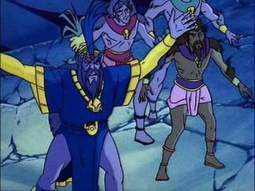 The Transformers: Season 2 – Episod The God Gambit