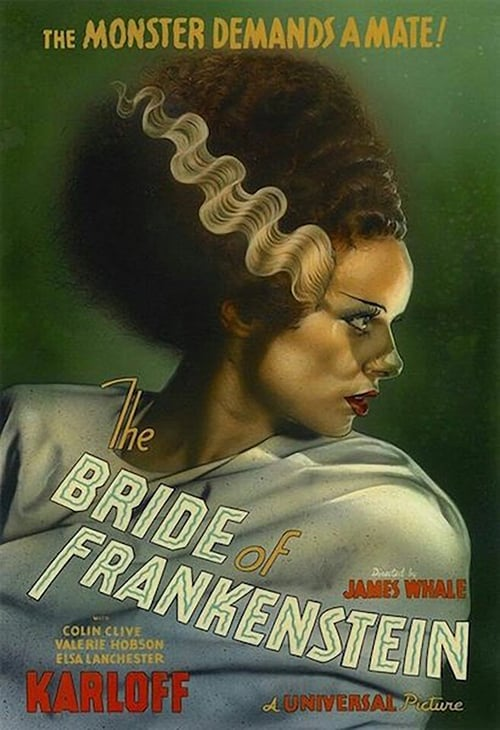 Watch The Bride of Frankenstein (1935) Movie Free Online