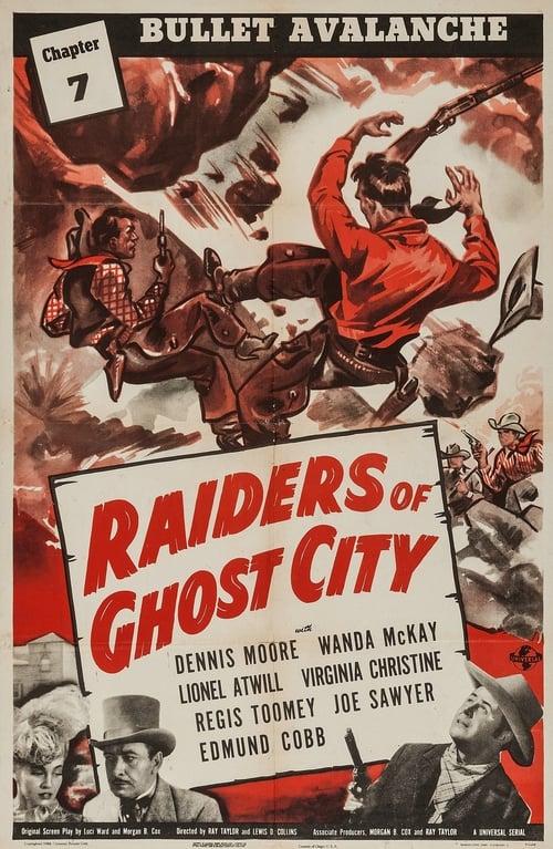 Mira La Película Raiders of Ghost City En Buena Calidad