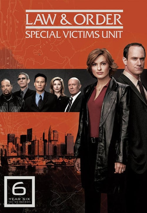 Law Order Special Victims Unit: Season 6