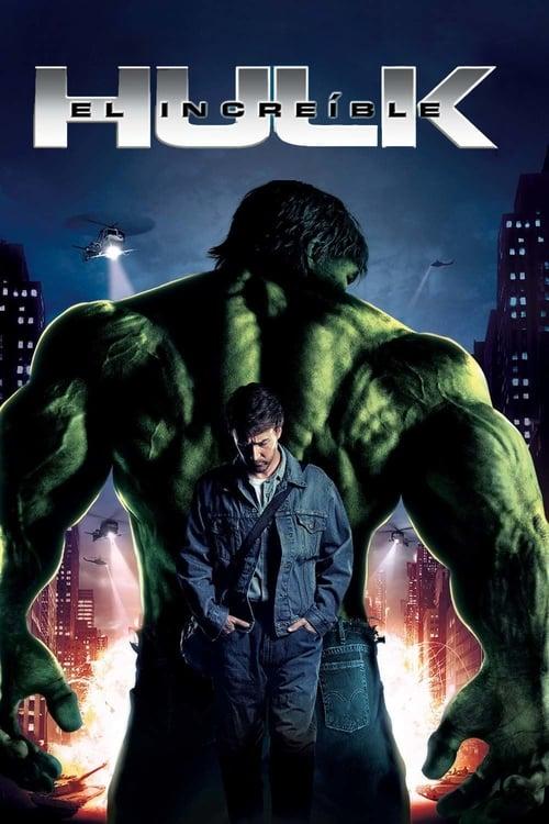 Película El increíble Hulk Gratis En Línea