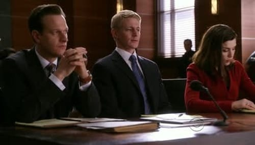 The Good Wife - Season 2 - Episode 11: Two Courts