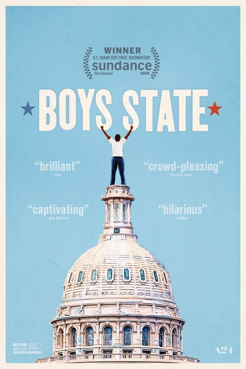 Boys State - Poster