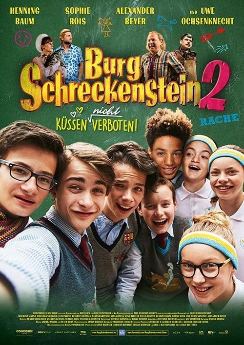 Burg Schreckenstein 2 Online Hindi HBO 2017 ansehen