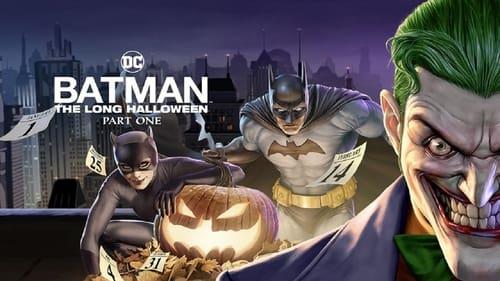 Batman – O Longo Dia das Bruxa Parte 1 Legendado