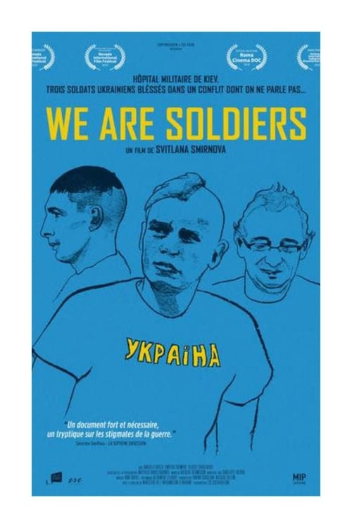 We are Soldiers at Dailymotion