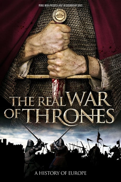 The Real War of Thrones Poster