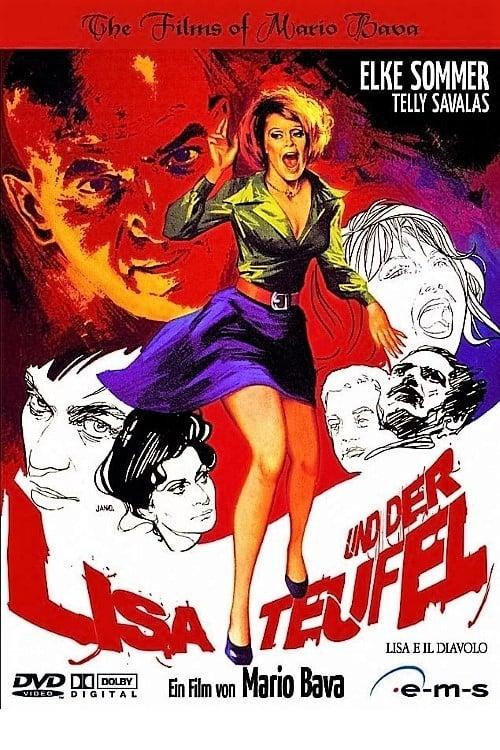 Poster von Lisa und der Teufel
