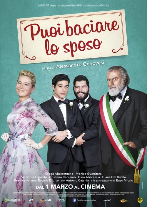 My Big Gay Italian Wedding (2018)