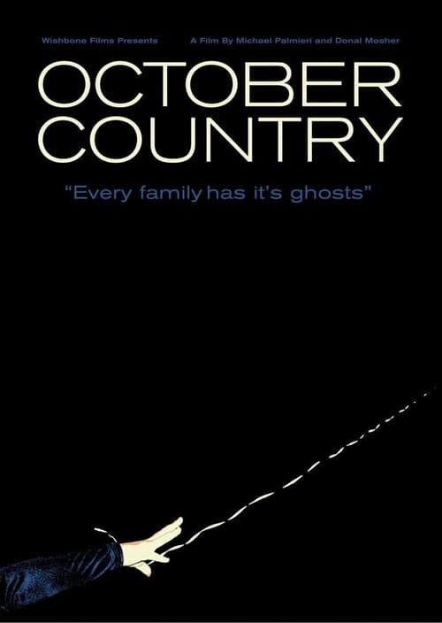 October Country (2009) Poster