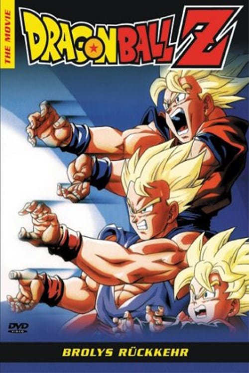 Largescale poster for Dragonball Z Movie 10: Broly - Second Coming