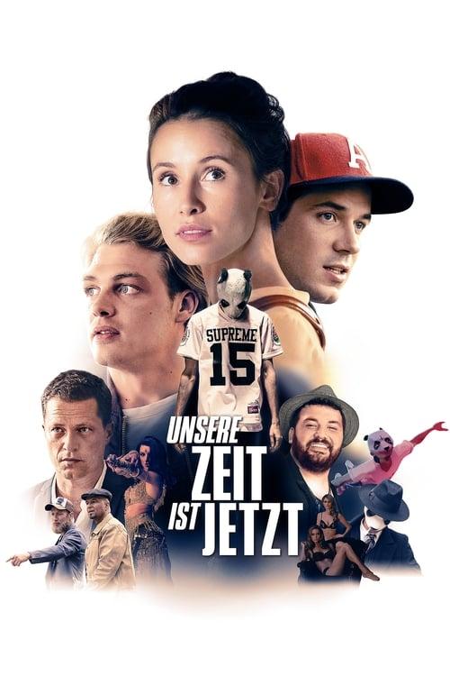Unsere Zeit ist jetzt - Liebesfilm / 2016 / ab 12 Jahre