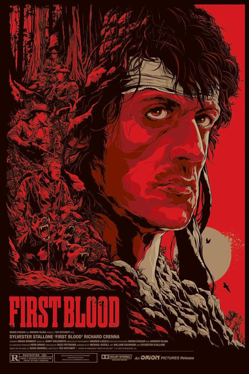 Largescale poster for First Blood