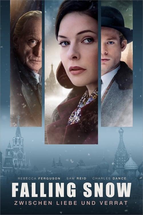 Poster von Falling Snow - Zwischen Liebe und Verrat