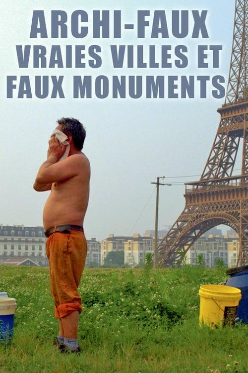 فيلم Archi-faux: Vraies villes et faux monuments في نوعية جيدة مجانا
