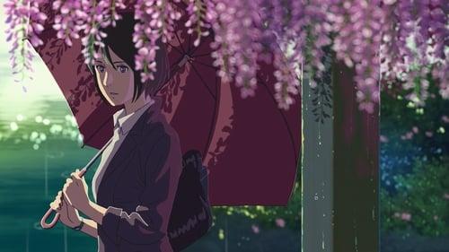 Kotonoha no niwa (El jardín de las palabras)