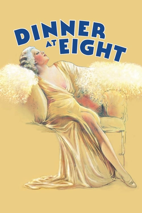Download Dinner at Eight (1933) Movie Free Online
