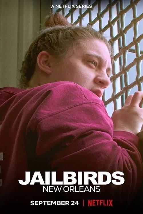Poster von Jailbirds New Orleans
