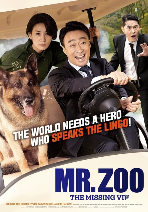 Mr. Zoo: The Missing VIP There read more