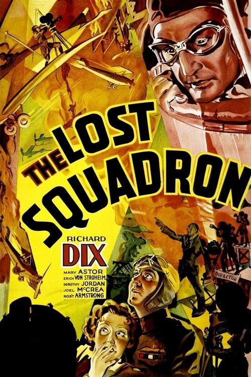 Película The Lost Squadron Gratis En Español