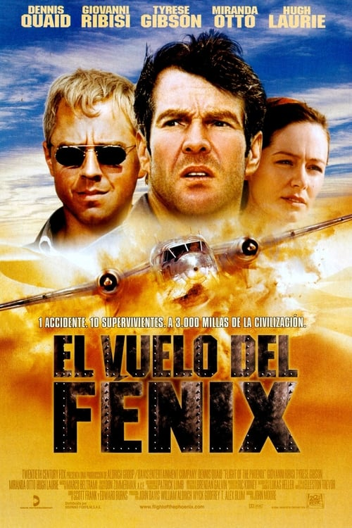 Flight of the Phoenix Peliculas gratis