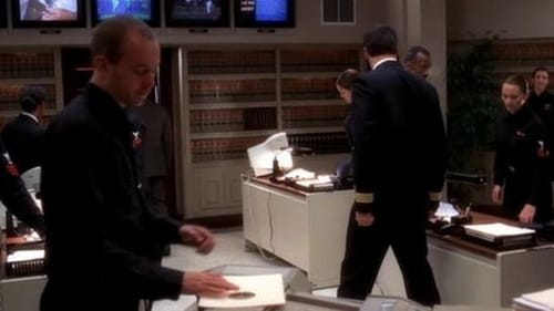 JAG: Season 10 – Épisode This Just In from Baghdad