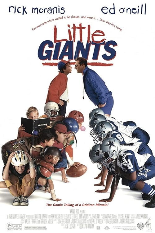 Watch Little Giants (1994) Movie Free Online