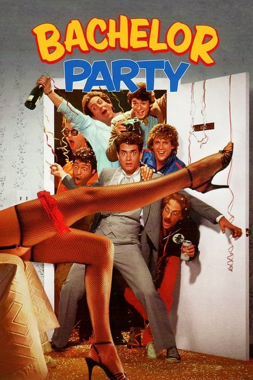 The poster of Bachelor Party