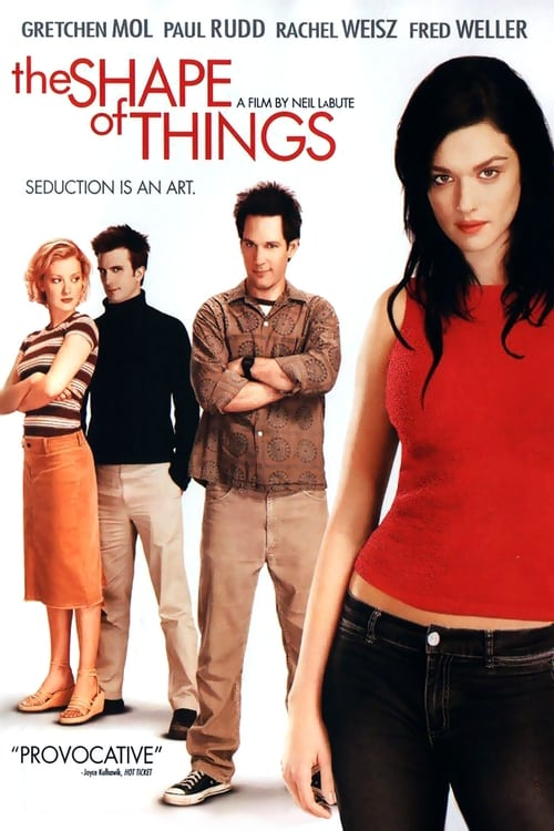 Streaming The Shape of Things (2003) Movie Free Online