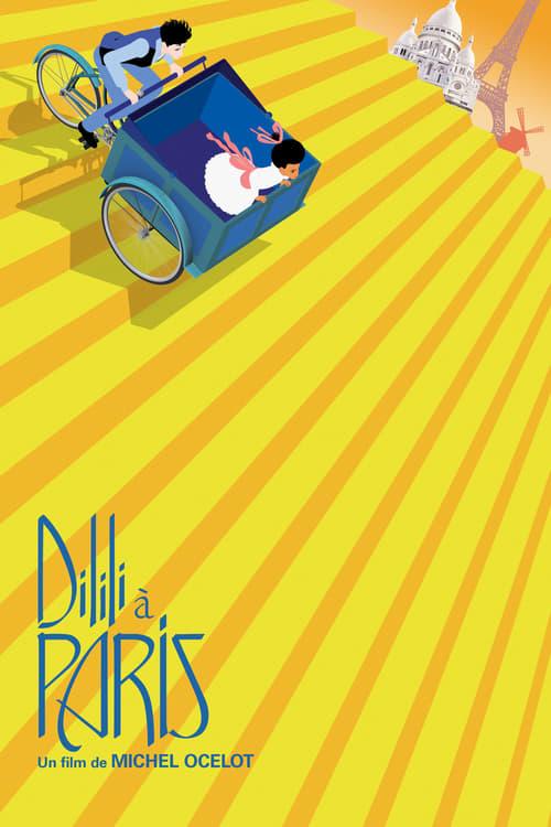 Dilili à Paris Film Streaming VF