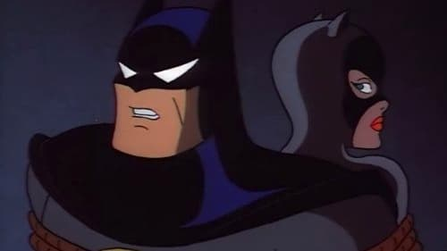 Batman: The Animated Series - Season 1 - Episode 8: The Cat & the Claw (2)