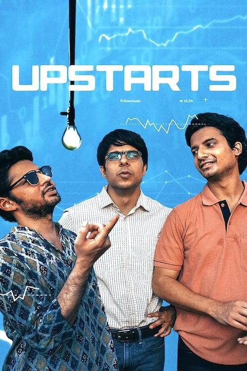 Poster von Upstarts