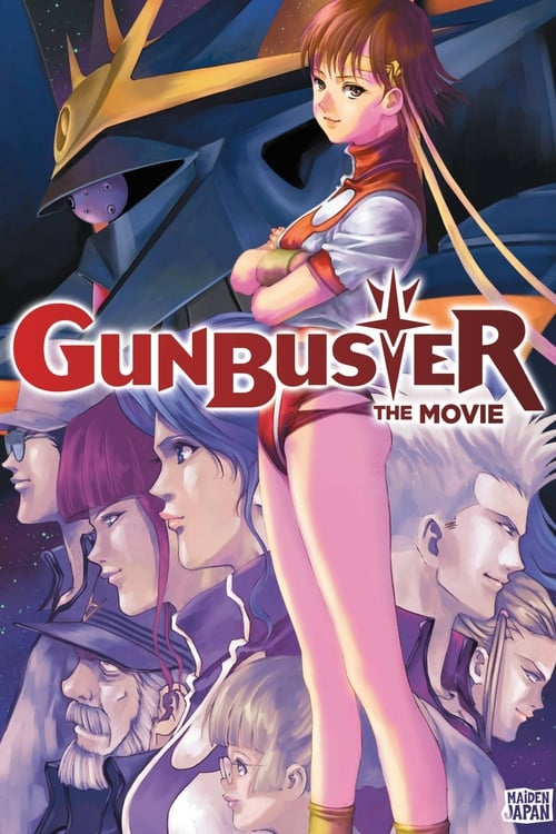 Gunbuster: The Movie (2006) Poster
