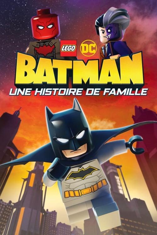 Voir LEGO DC Batman : Une Histoire de Famille (2019) streaming vf hd