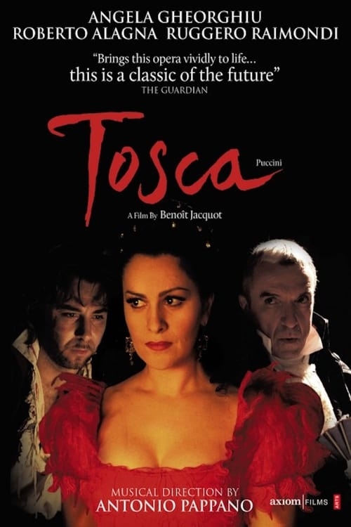 Largescale poster for Tosca