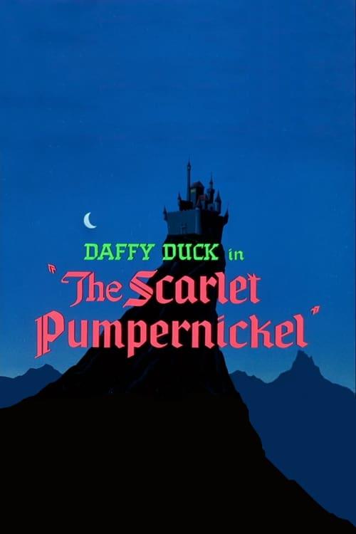 The Scarlet Pumpernickel (1950) Poster