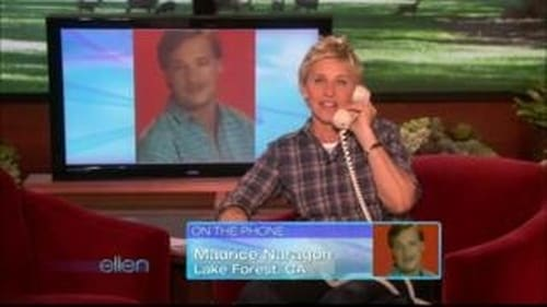 The Ellen DeGeneres Show - Season 7 - Episode 15: Patricia Arquette