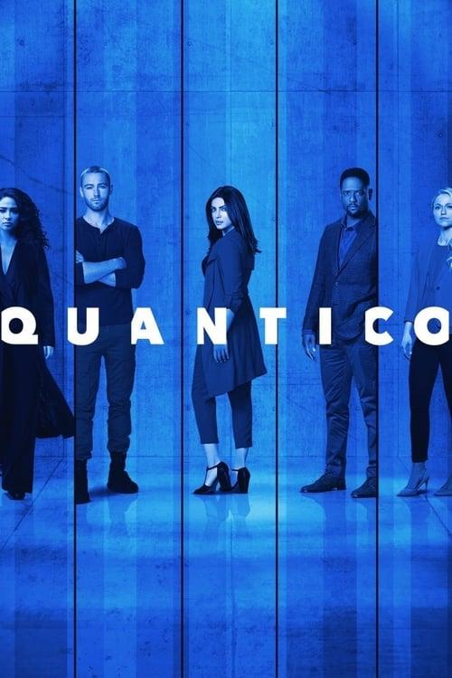 Poster von Quantico