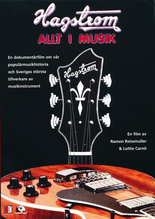 مشاهدة Hagström: Allt I Musik في نوعية جيدة مجانا