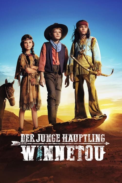 The Young Chief Winnetou Look at the page