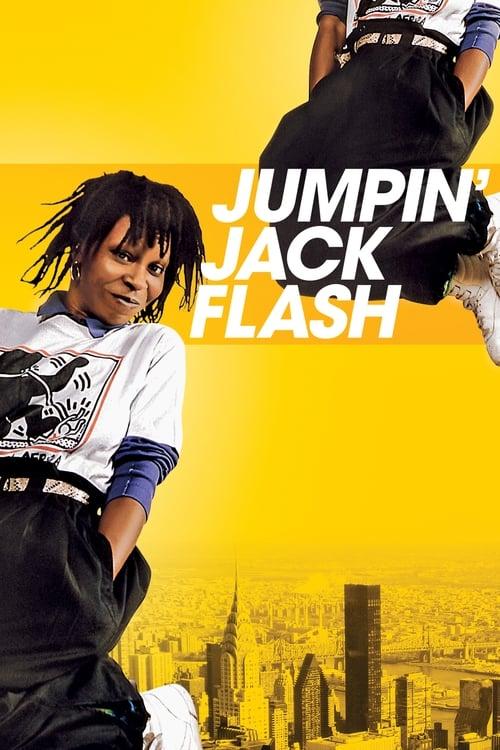 Watch Jumpin' Jack Flash (1986) Best Quality Movie